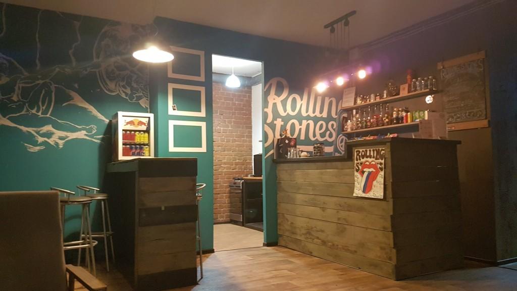 Irkutsk, Rolling Stones Hostel, Backpackjunkies