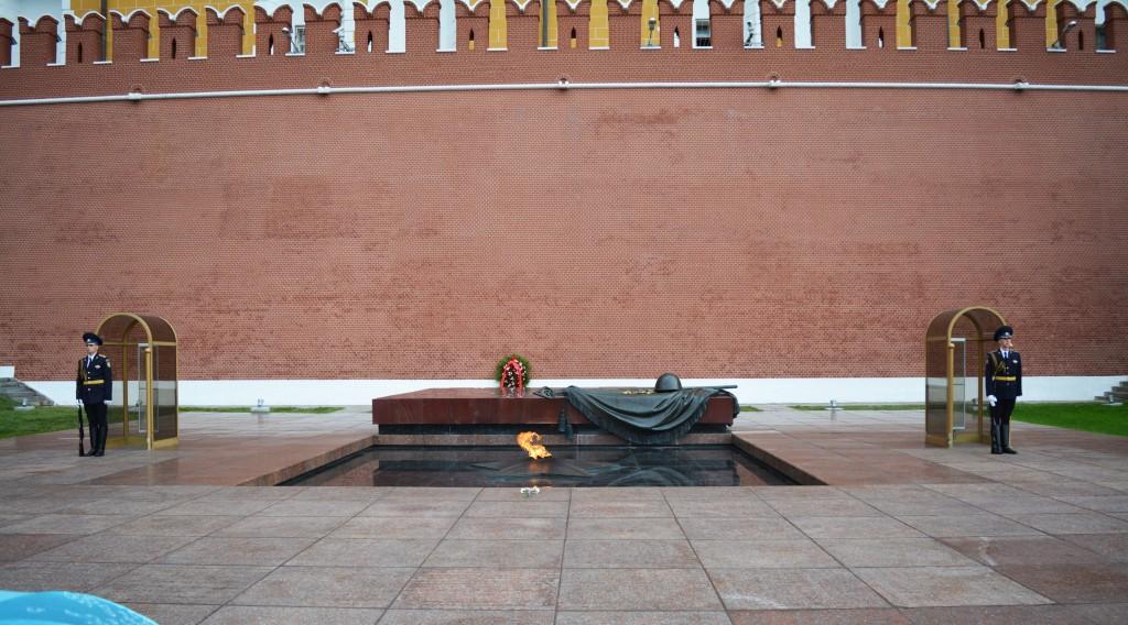 Moskou, Alexandrovsky Garden, park, Backpackjunkies
