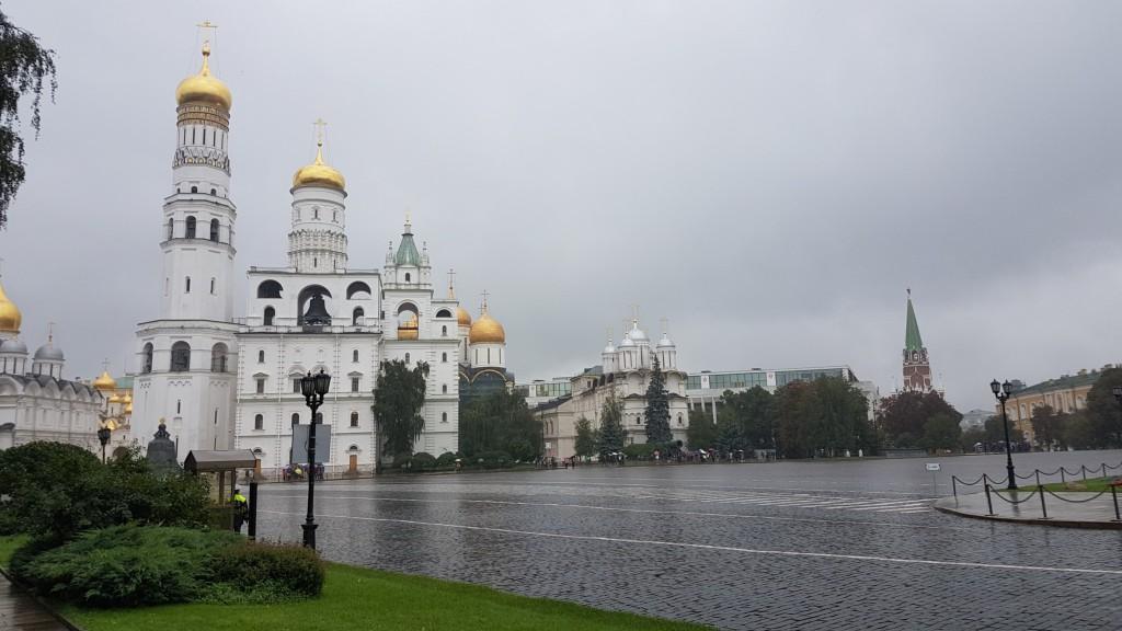 Moskou, Kremlin, Backpackjunkies