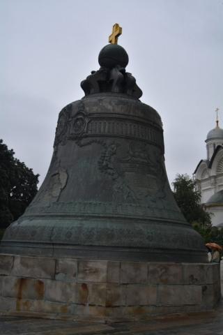 Moskou, Kremlin, Tsaar bel, Backpackjunkies