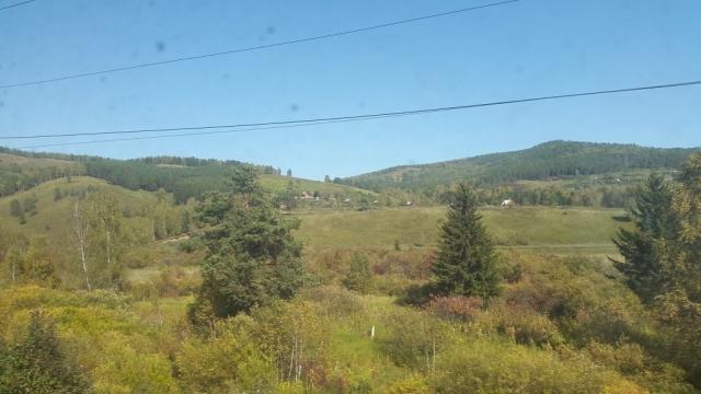 Transmongolië Express, Scenery, Backpackjunkies