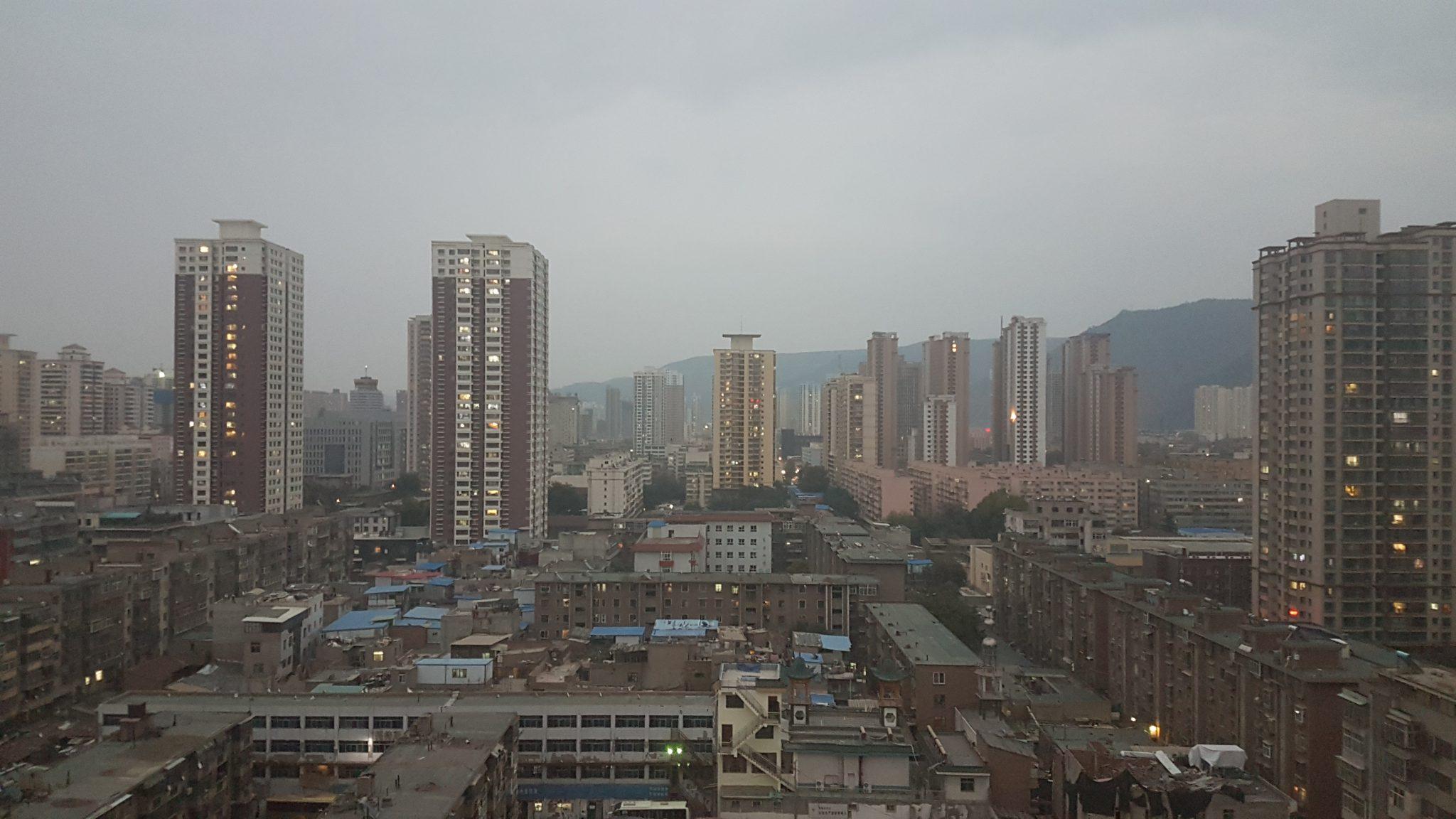 lanzhou, Ji Hotel Tianshui South Road, Backpackjunkies