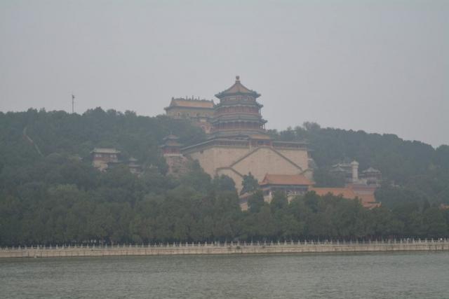 Goodbye China, Beijing, Zomerpaleis
