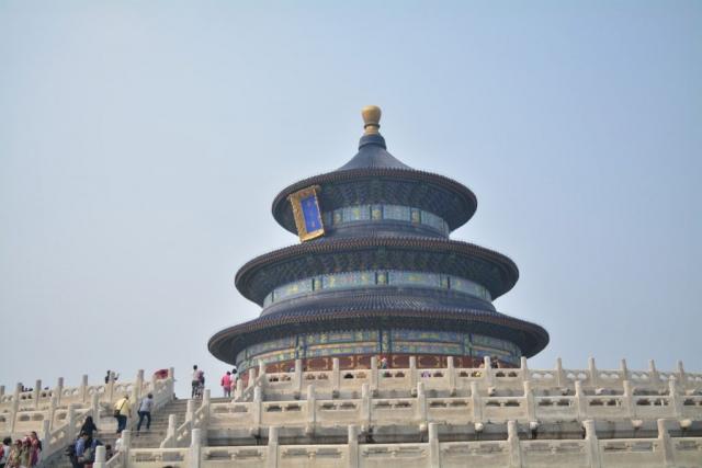 Goodbye China, Beijing, Temple of Heaven
