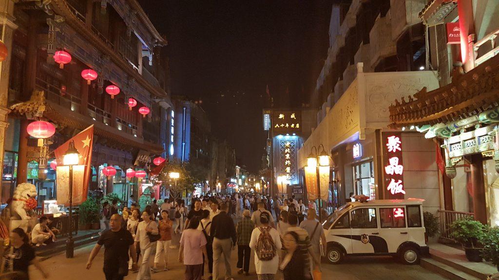 Goodbye China, Beijing