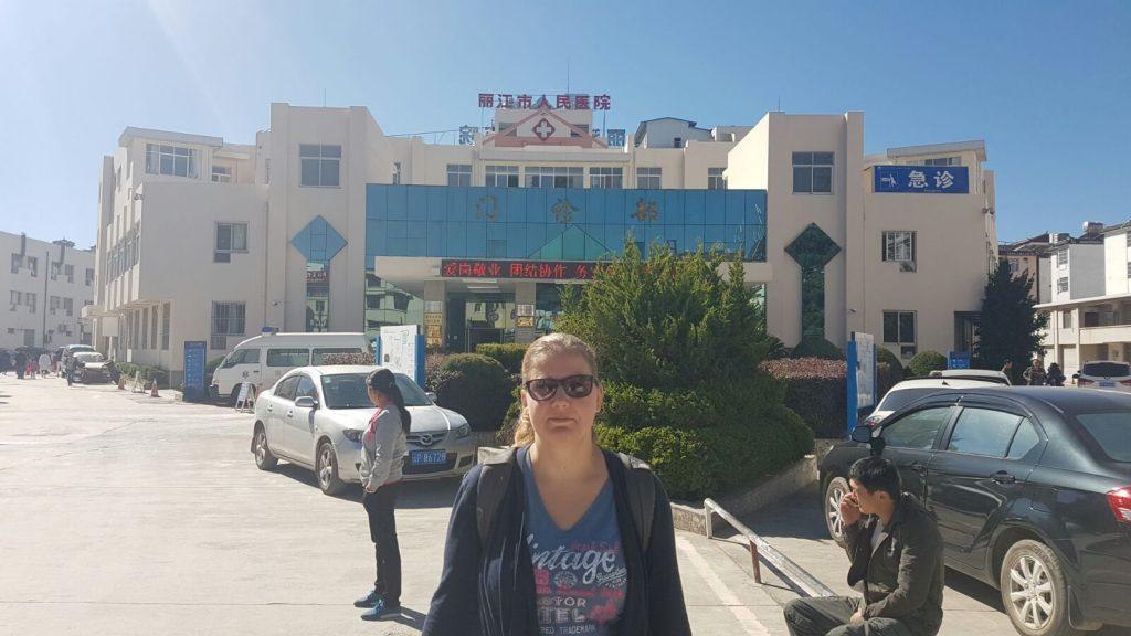 Goodbye China, Lijiang, Hospital