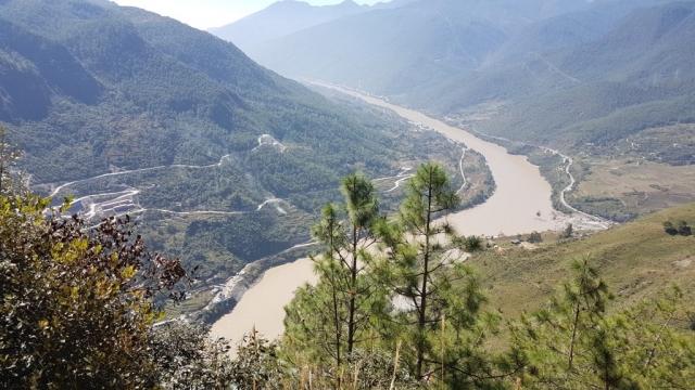 Goodbye China, Lijiang, Tiger Leaping Gorge