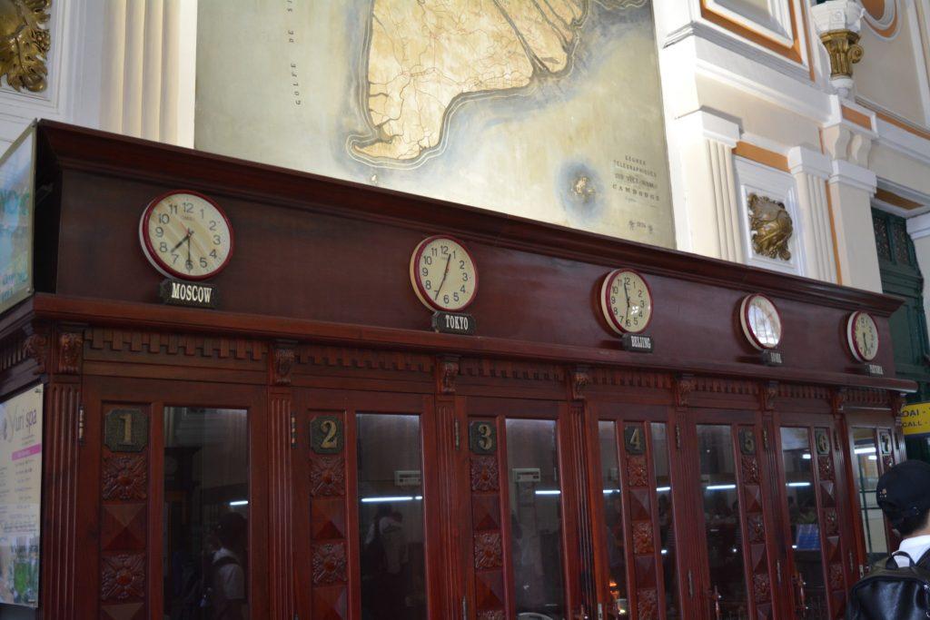 HCMC, Postkantoor, Backpackjunkies