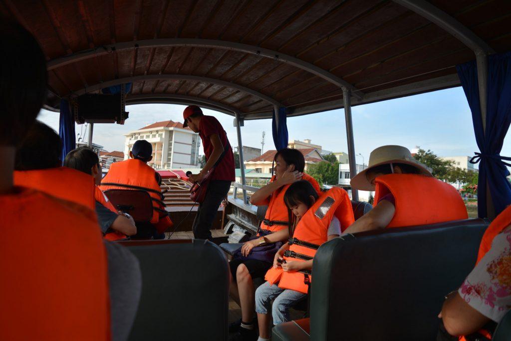 Mekong Delta, Can Tho, Reddingsvesten, Backpackjunkies