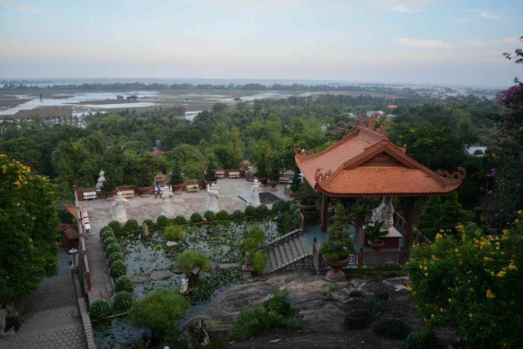 Mekong Delta, Chau Doc, Cave Pagoda, Backpackjunkies