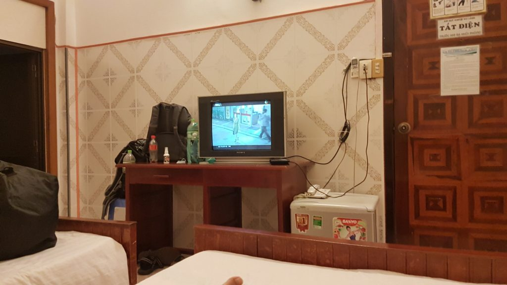 Mekong Delta, Chau Doc, hotel, Backpackjunkies