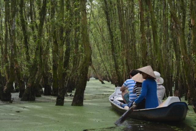 Mekong Delta, Tra Su Bird Sactuary, Backpackjunkies
