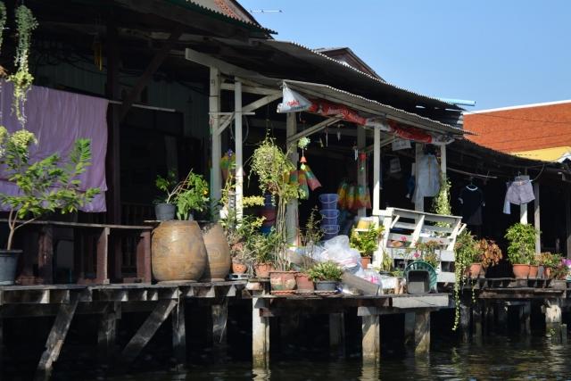 Bangkok, Co van Kessel, fietstocht, Backpackjunkies