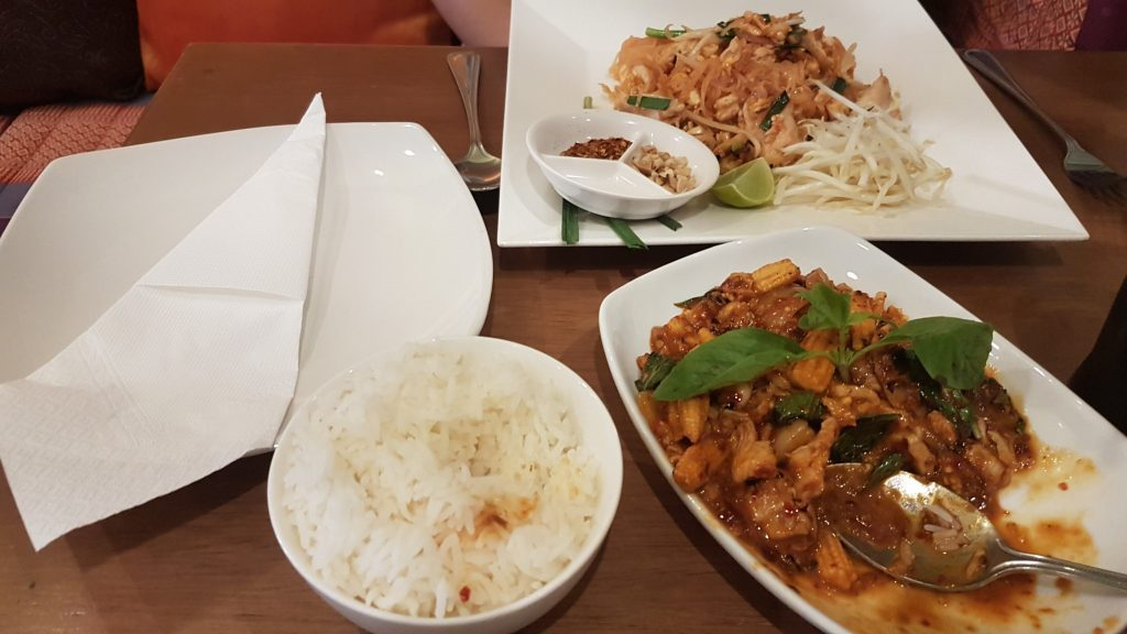 Bangkok, maaltijd, Nalin Kitchen, Backpackjunkies