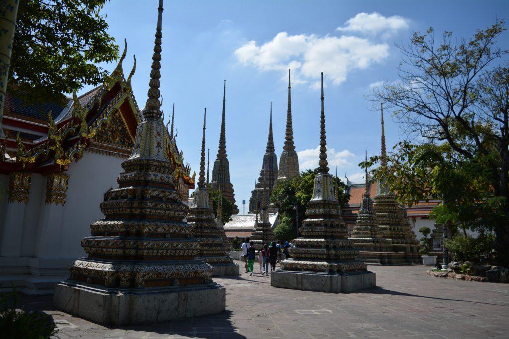 Bangkok, Wat Pho, Backpackjunkies