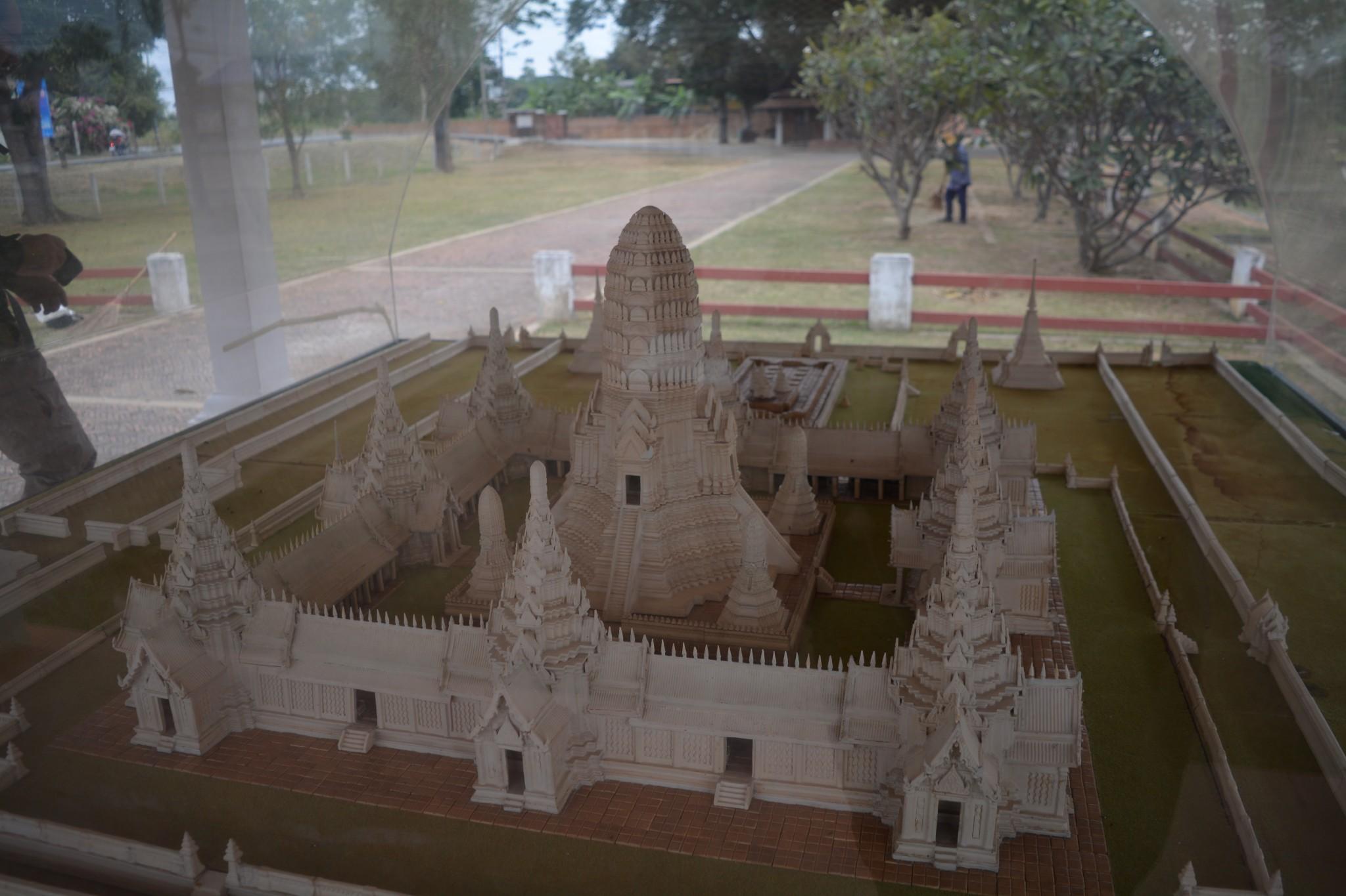 Ayutthaya, Wat Chaiwatthanaram, Backpackjunkies