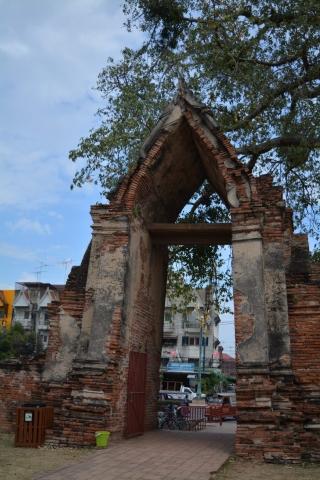 Ayutthaya, Wat Ratchaburana, Backpackjunkies