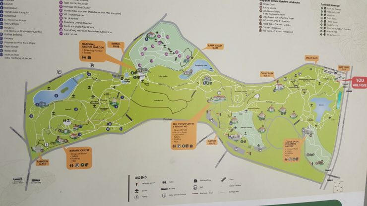 Singapore, Botanic Gardens, Backpackjunkies