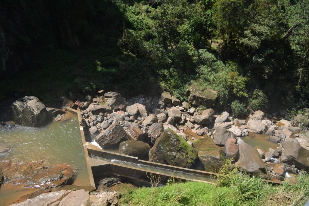 Kandy, Haputale, Ramboda Falls, Backpackjunkies