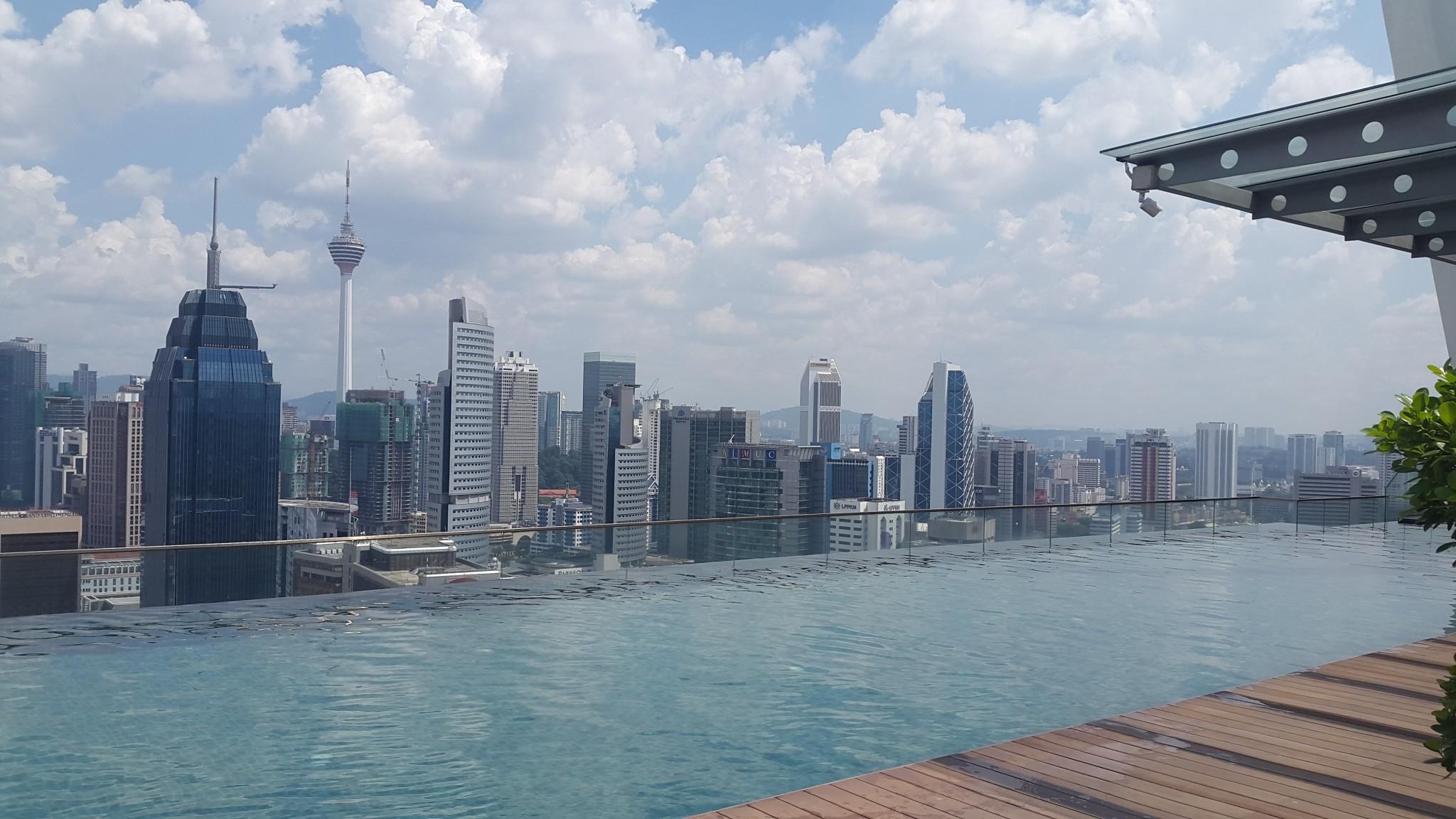 Kuala Lumpur, Regalia Residence, Backpackjunkies