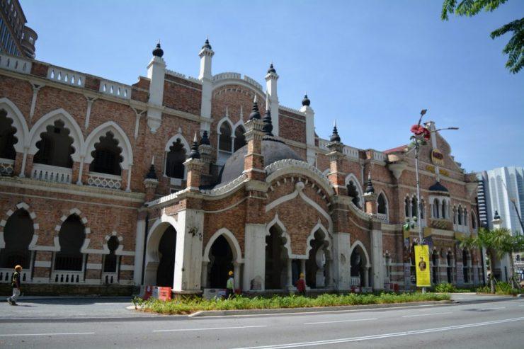 Kuala Lumpur, City Theatre, Backpackjunkies