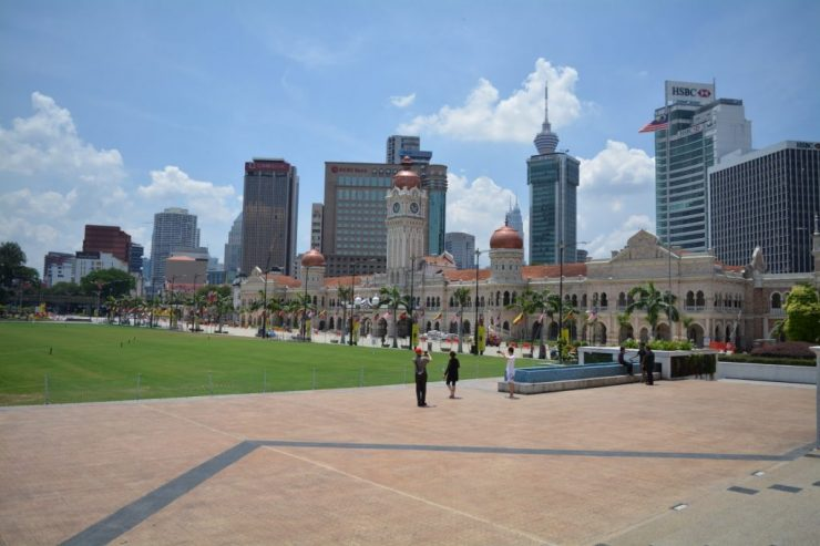 Kuala Lumpur, Colonial Heritage Trail, Backpackjunkies