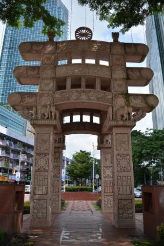 Kuala Lumpur, Little India, Backpackjunkies
