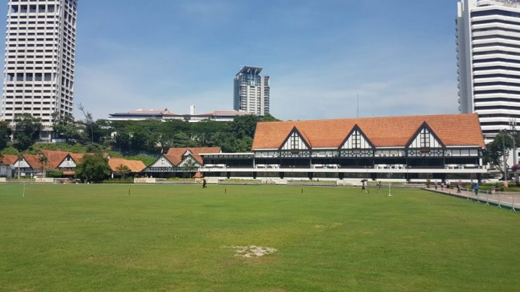 Kuala Lumpur, Royal Selangor Club, Backpackjunkies