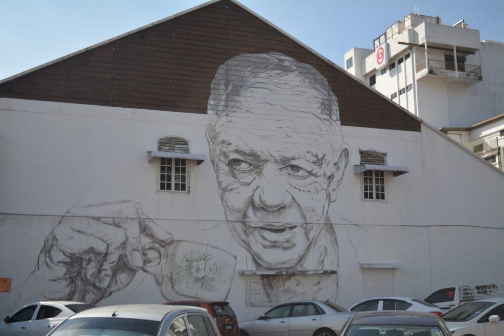 Ipoh, Street Art, Backpackjunkies