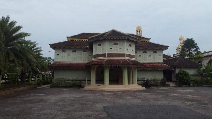 Kota Bharu, Muzium Islam, Backpackjunkies