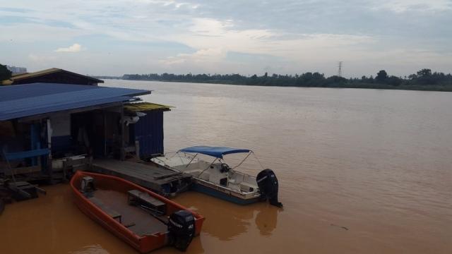 Kota Bharu, rivier, uitzichtpunt, Backpackjunkies
