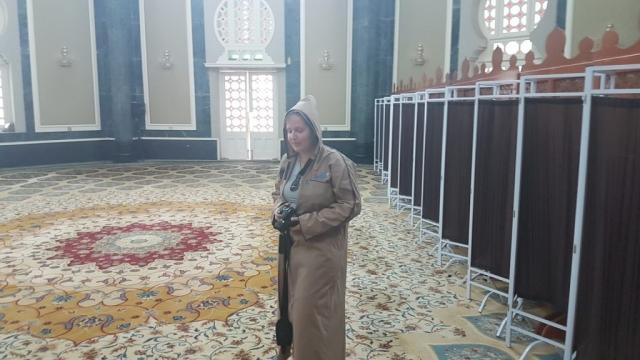 Kuala Kangsar, Masjid Ubudiah, Backpackjunkies