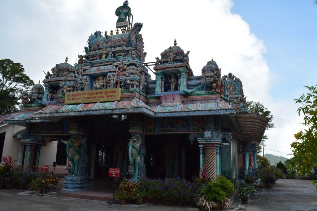 Penang Hill, Sri Aruloli Thirumurugan, Backpackjunkies