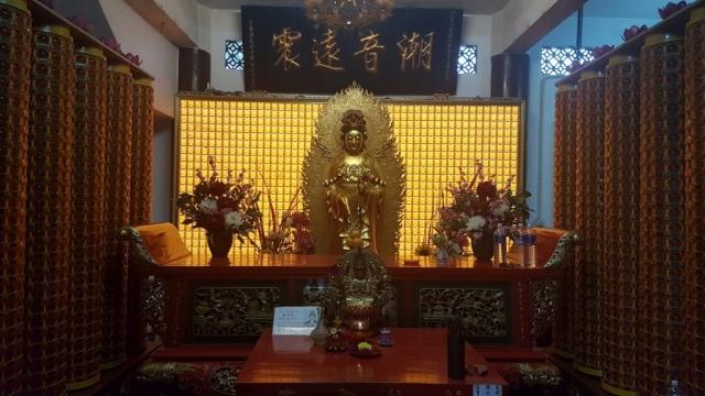 Penang, Kek Lok Si Temple, Backpackjunkies