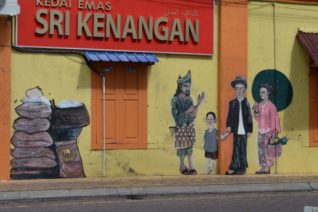 Kuala Terengganu, Chinatown, Backpackjunkies