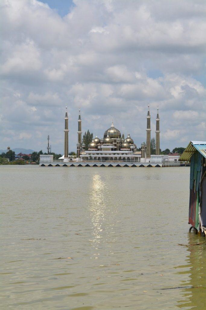 Kuala Terengganu, Masjid Kristal, Backpackjunkies