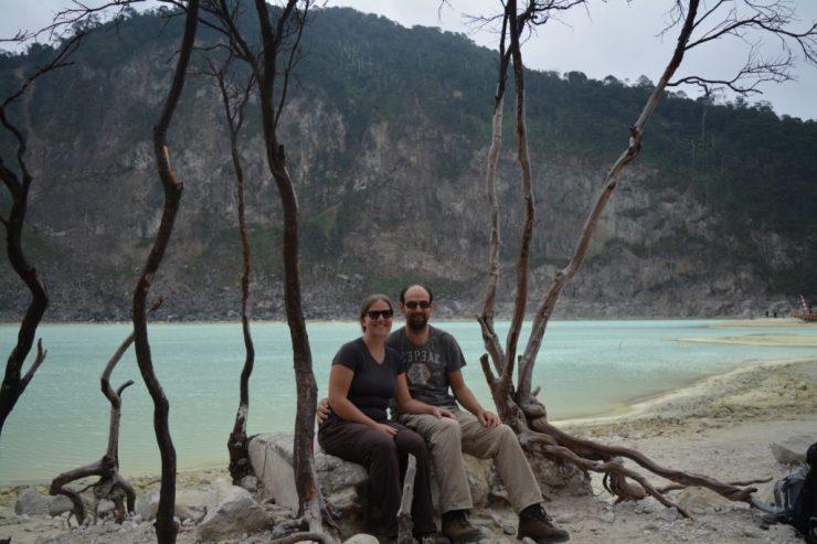 Bandung, Kawah Putih, Backpackjunkies