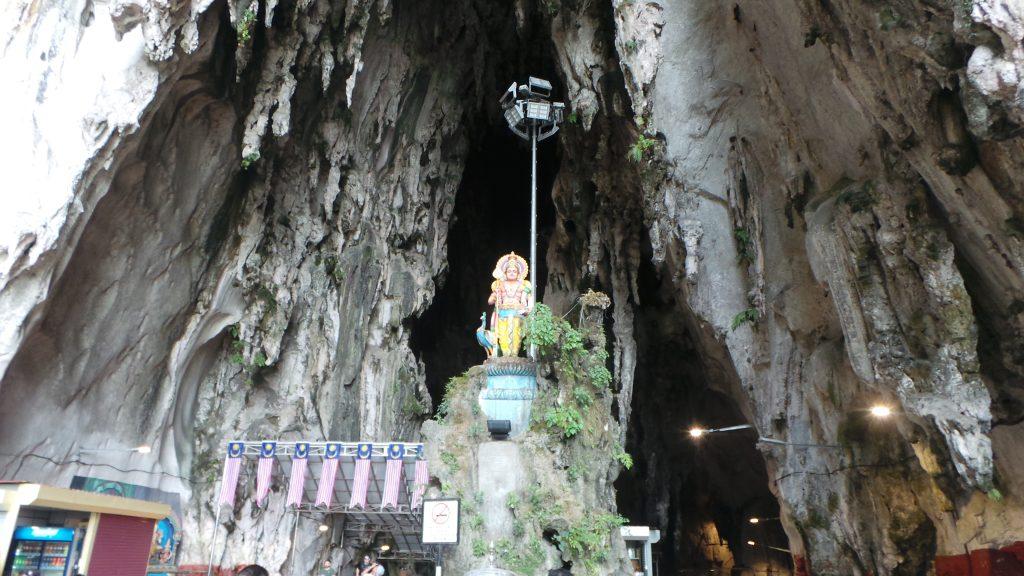 Kuala Lumpur - Batu Caves 06 - BackPackJunkies