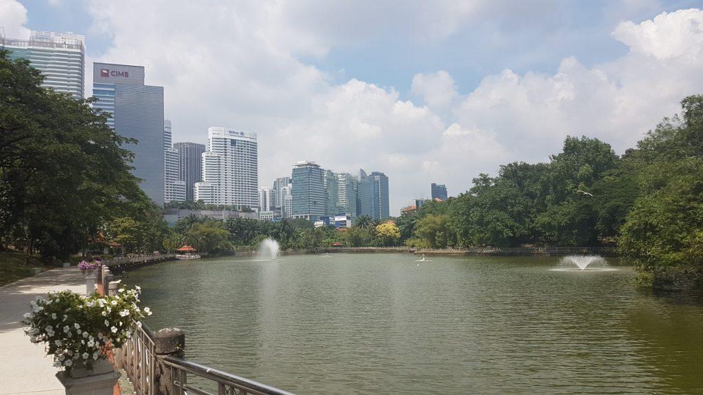 Kuala Lumpur, Lake Gardens, Backpackjunkies