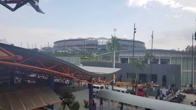 Sea Games, Kuala Lumpur, Backpackjunkies