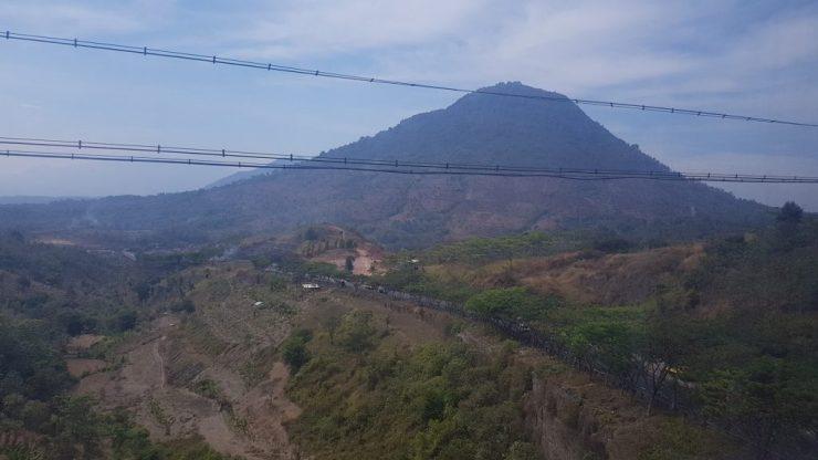 Bandung naar Yogyakarta, Backpackjunkies