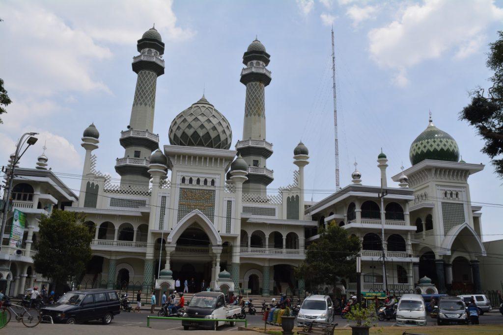 Malang, Masjid agung Jami, Backpackjunkies