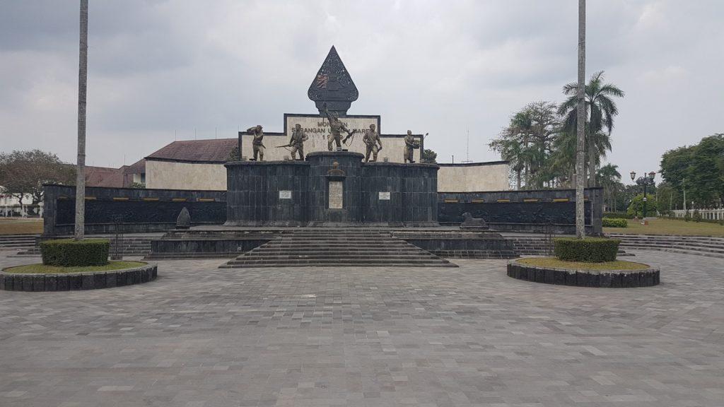 Yogyakarta, Fort Vredeburg, Backpackjunkies