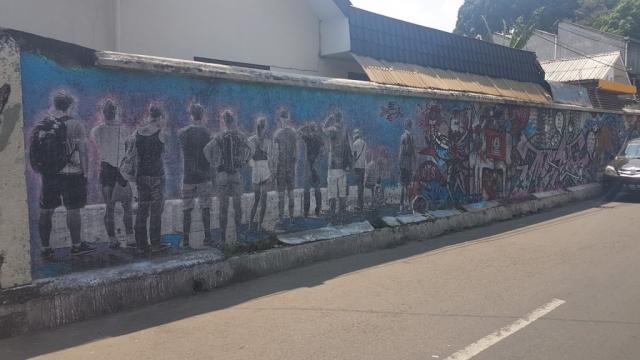 Yogyakarta, Street Art, Backpackjunkies