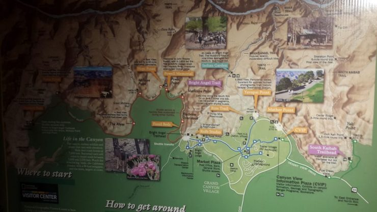 Amerika - Grand Canyon 02 - BackPackJunkies
