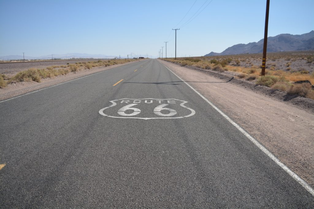 L.A., Flagstaff, Route 66, Backpackjunkies