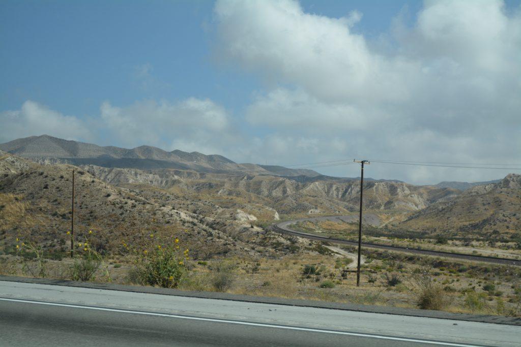 L.A., Flagstaff, roadtrip, US15, Backpackjunkies