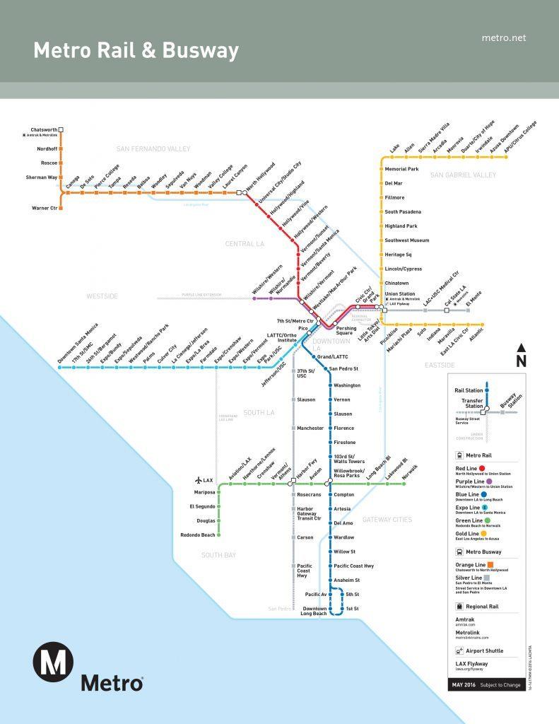 Los Angeles, subway, Backpackjunkies