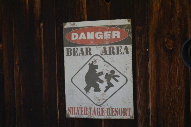 Mammoth Lakes, Bear Area, Backpackjunkies