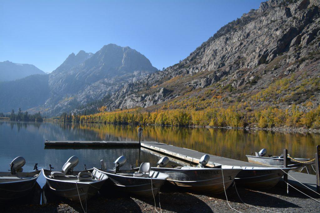 Mammoth Lakes, June Lake Loop, Backpackjunkies